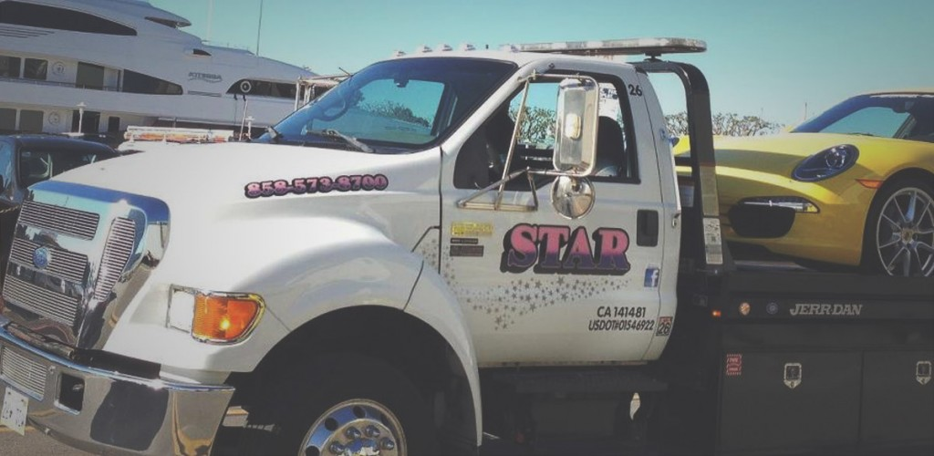 Star Towing Impound Rates