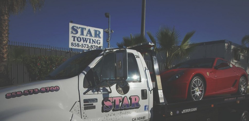 Star Towing Locations