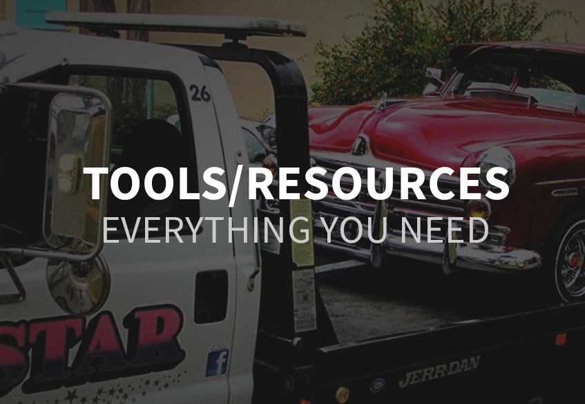 Star Towing Online Resources